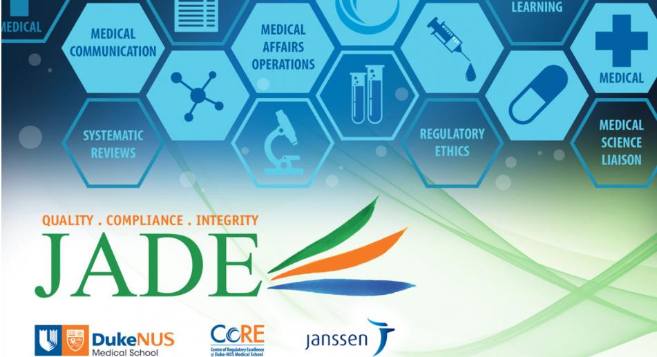 JADE : Joint Alliance Duke-NUS Education Certificate